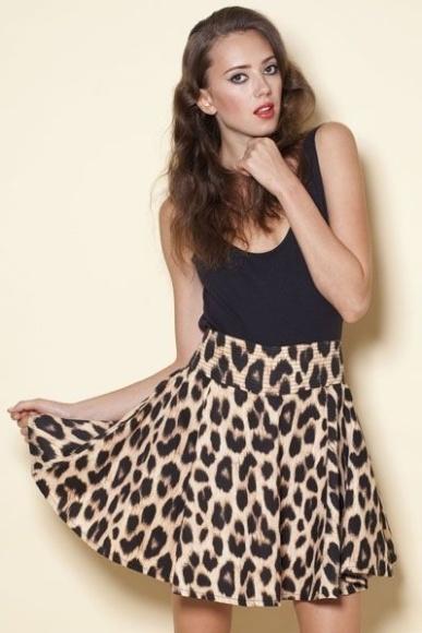 Тигровые юбки
