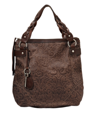 Embossed Tote Bag  от Fossil Winslet