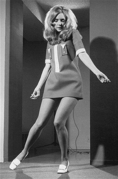 Ретро в моде 60е
