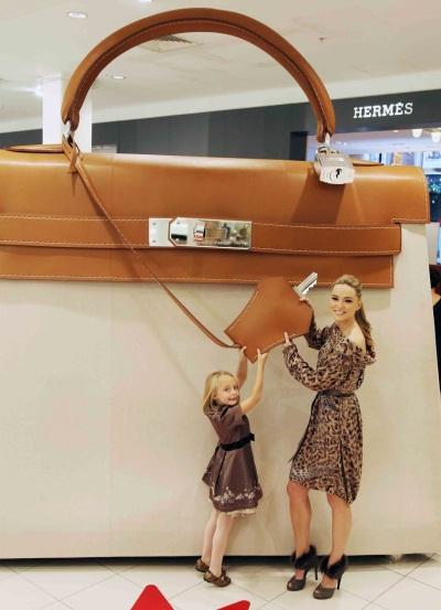Самые большие сумки в мире.